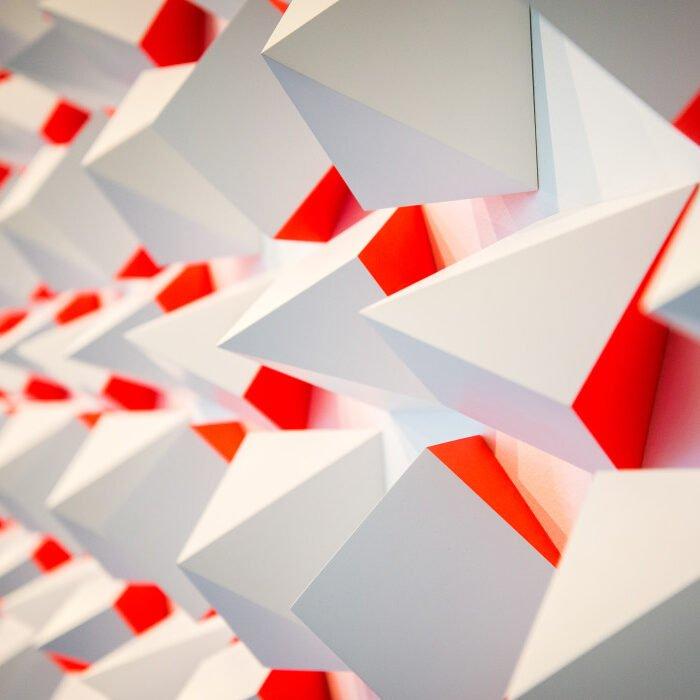 orange-and-white-triangles-a-piece-of-artwork-at-the-nelson-atkins-art-gallery